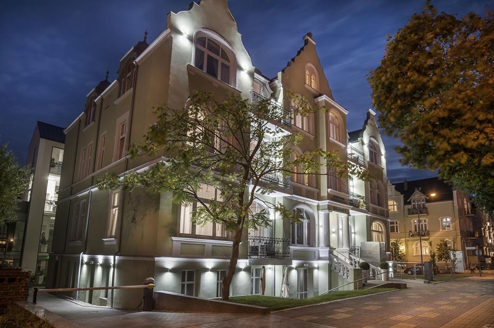 Hotel Villa Herkules Swinemunde