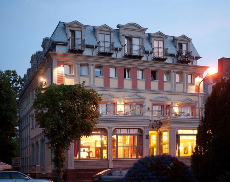 Swinemünde Hotels