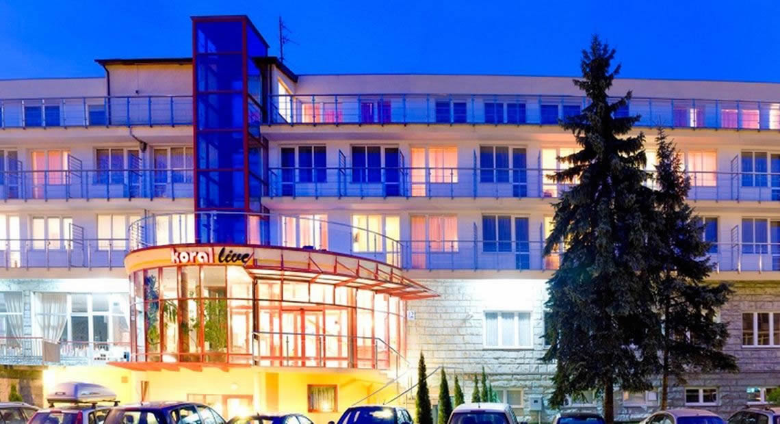 Hotel Koral Live Kolberg