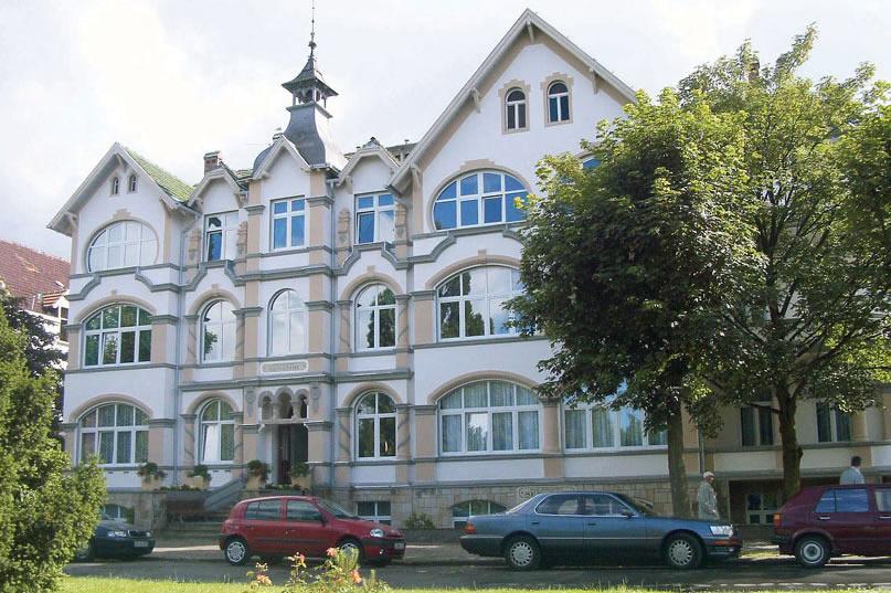 Kurhaus SENATOR Swinemünde